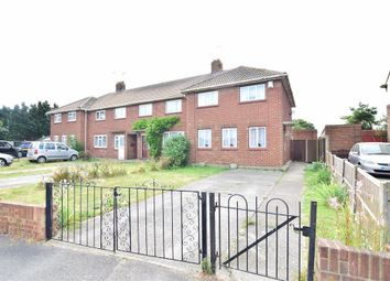 Thumbnail 3 bed end terrace house for sale in Queensway, Sheerness, Kent