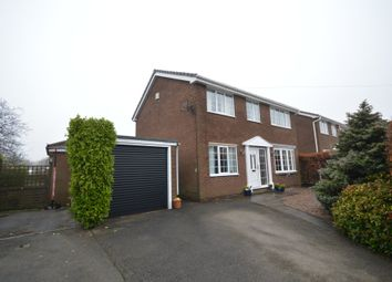 Thumbnail 4 bed detached house for sale in Highfields, Netherton, Wakefield