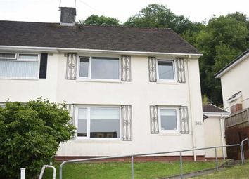 Thumbnail 3 bed semi-detached house for sale in Overland Road, Mumbles, Swansea
