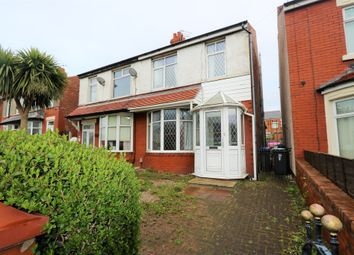 Thumbnail 3 bedroom semi-detached house to rent in Rectory Road, Blackpool