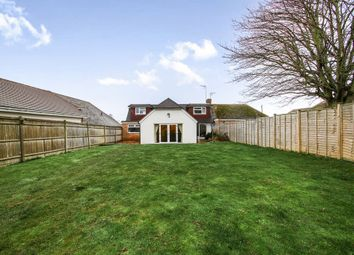 Thumbnail 5 bed semi-detached bungalow for sale in Pevensey Park Road, Westham, Pevensey