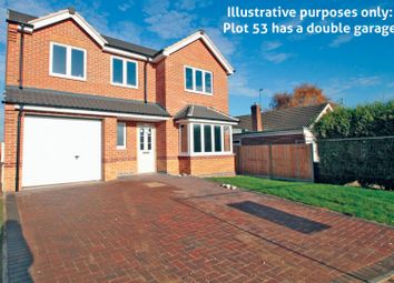 Thumbnail 5 bed detached house for sale in Wood View, Off Longue Drive, Calverton