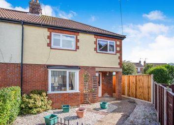 Thumbnail 3 bed semi-detached house for sale in Fakenham, Norfolk