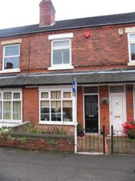 Thumbnail 2 bed terraced house to rent in Victory Road, Beeston Rylands