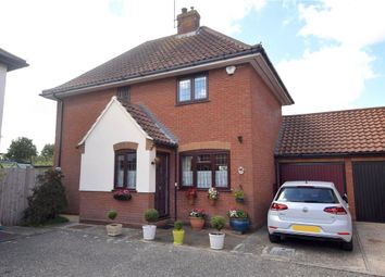 Thumbnail 2 bed detached house for sale in Morella Close, Great Bentley, Colchester