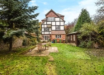 Thumbnail 5 bed detached house to rent in Grand Avenue, Camberley, Surrey