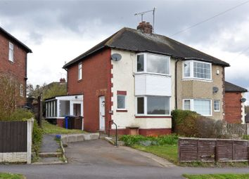 Thumbnail 2 bed semi-detached house for sale in Youlgreave Drive, Sheffield, South Yorkshire