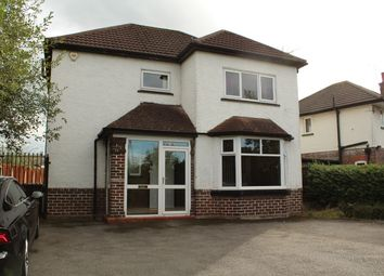 Thumbnail 3 bed detached house to rent in Crewe Road, Wistaston, Crewe, Cheshire