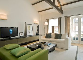 Thumbnail 2 bed mews house to rent in Pavilion Road, Knightsbridge, London