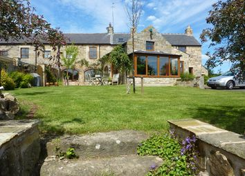 Thumbnail 5 bed farmhouse to rent in Old Farm, Acomb, Northumberland