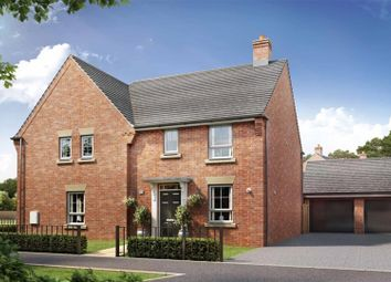 Thumbnail 3 bed semi-detached house for sale in Kingsbrook, Orchard Green, Broughton Crossing, Broughton, Aylesbury