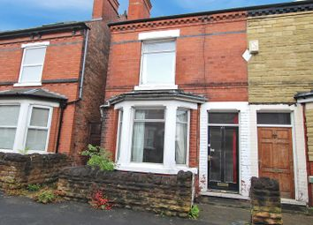 3 bed terraced house for sale in Crossman Street, Sherwood, Nottingham NG5
