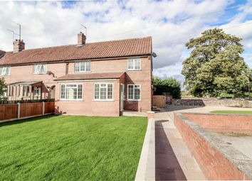 Thumbnail 4 bed semi-detached house for sale in The Close, Minskip, York