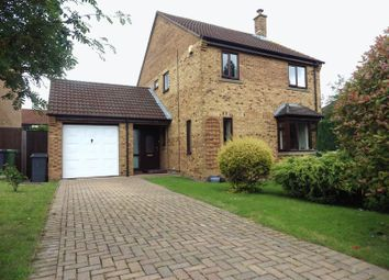 Thumbnail 4 bed detached house for sale in Grange Close, Bradley Stoke, Bristol