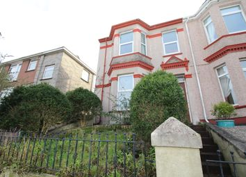 Thumbnail 2 bed flat to rent in Antony Road, Torpoint