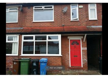 Thumbnail 2 bed terraced house to rent in Gair Rd, Manchester
