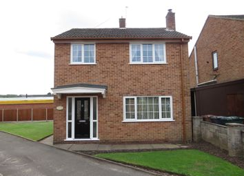 Thumbnail 3 bed detached house for sale in Dominion Road, Swadlincote