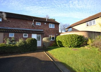 Thumbnail 3 bed terraced house for sale in Flintcomb Rise, Woodfields, Northampton