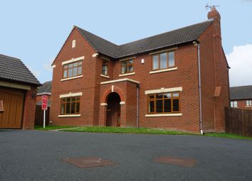 Thumbnail 4 bed detached house to rent in Brockhurst Lane, Dickens Heath, Solihull, West Midlands