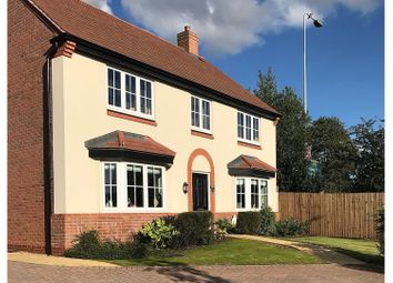 Thumbnail 5 bed detached house for sale in Holcroft Drive, Northwich