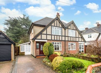 Thumbnail 3 bed semi-detached house for sale in Annes Walk, Caterham, Surrey
