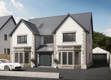 Thumbnail 5 bedroom detached house for sale in Swansea Road, Waunarlwydd, Swansea, City And County Of Swansea.
