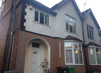 Thumbnail 7 bed terraced house to rent in Harlaxton Drive, Nottingham