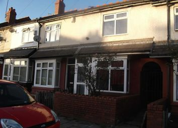 Thumbnail 3 bed terraced house for sale in Mary Road, Handsworth, Birmingham