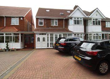 Thumbnail 6 bed semi-detached house for sale in Douglas Avenue, Hodge Hill, Birmingham