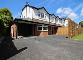 Thumbnail 4 bed semi-detached house for sale in Lambton Road, Worsley, Manchester