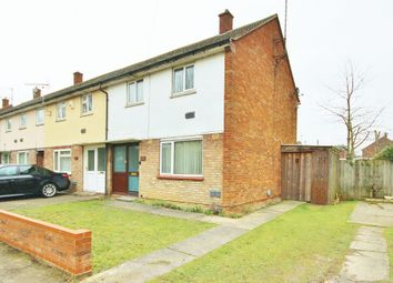 Thumbnail 2 bed end terrace house to rent in Barnwell Road, Cambridge