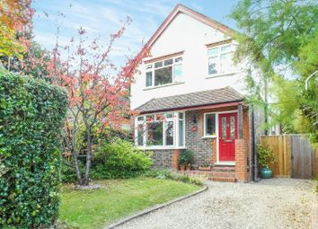 Thumbnail 3 bed detached house for sale in Beechwood Road, Knaphill, Woking