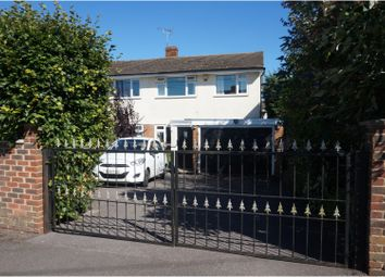 Thumbnail 3 bed semi-detached house for sale in Westmore Road, Tatsfield, Nr Westerham