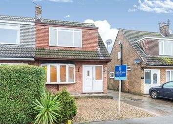 Thumbnail 3 bed semi-detached house to rent in Stockdale Crescent, Bamber Bridge, Preston