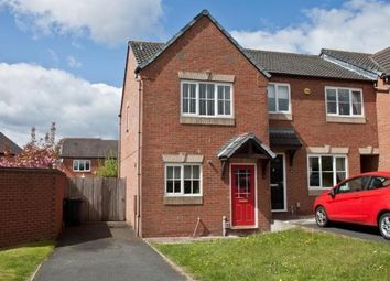 Thumbnail 2 bed end terrace house to rent in Fives Grove, Burntwood