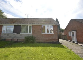 Thumbnail 2 bedroom bungalow for sale in Lutley Close, Bradmore, Wolverhampton