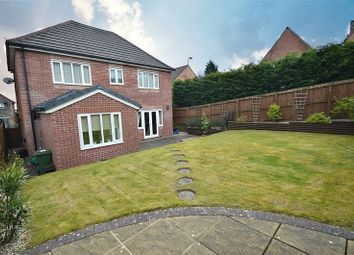 Thumbnail 4 bed detached house for sale in Museum Court, Griffithstown, Pontypool