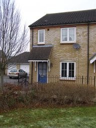 Thumbnail 2 bed end terrace house to rent in Chervil Way, Great Cambourne, Cambridge 6Ba, Cambourne