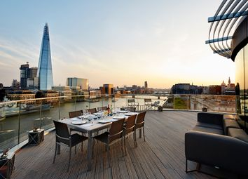 Thumbnail 3 bed flat to rent in Lower Thames Street, Tower Hill