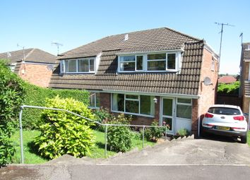 Thumbnail 3 bed semi-detached house for sale in Sussex Way, Sandiacre, Sandiacre