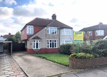 Thumbnail 4 bed semi-detached house for sale in Bedonwell Road, Bexleyheath