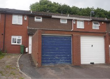 Thumbnail 3 bed terraced house for sale in Deepdale, Hollinswood Telford