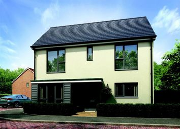 Thumbnail 3 bed detached house for sale in Harold Hines Way, Stoke-On-Trent