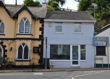 Thumbnail 1 bedroom end terrace house for sale in Fore Street, Shaldon, Devon
