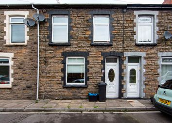 Thumbnail 3 bed terraced house for sale in Victoria Street, Merthyr Vale