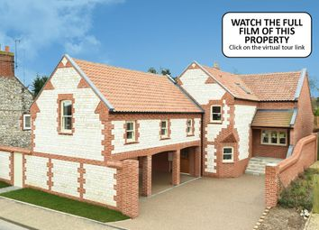Thumbnail 5 bedroom detached house for sale in High Street, Thornham, Hunstanton