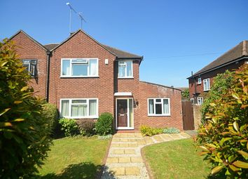 Thumbnail 4 bedroom semi-detached house for sale in Cray Avenue, St. Mary Cray, Orpington
