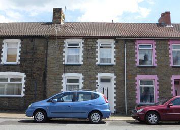 Thumbnail 3 bed terraced house for sale in Coedpenmaen Road, Trallwn, Pontypridd