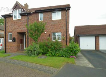 Thumbnail 4 bed detached house for sale in Pasture Close, Armthorpe, Doncaster.
