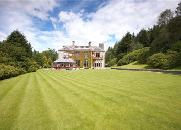 Thumbnail 9 bed detached house for sale in Drove Road, Langholm, Dumfriesshire